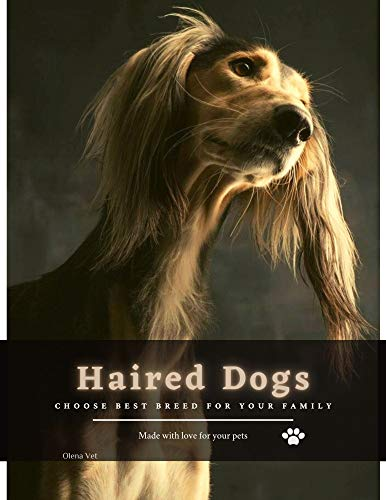 Haired Dogs: Choose Best Breed for your Family (English Edition)
