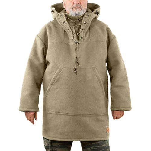 Wool Jacket Mens Outdoor