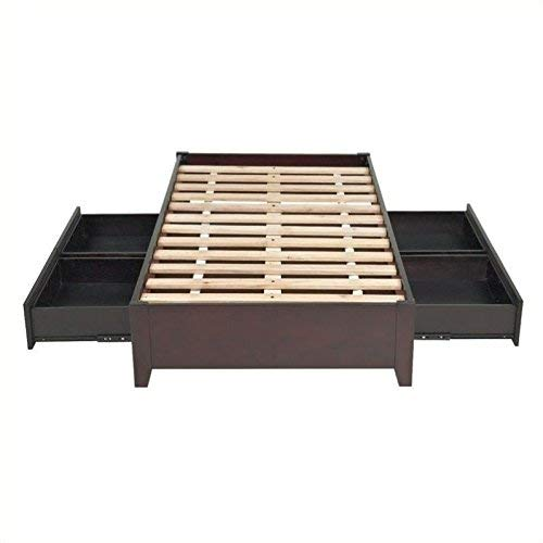 Modus Furniture Simple Platform Storage Bed review