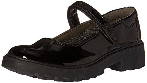 Geox Mädchen J Casey Girl P School Uniform Shoe, 39 EU