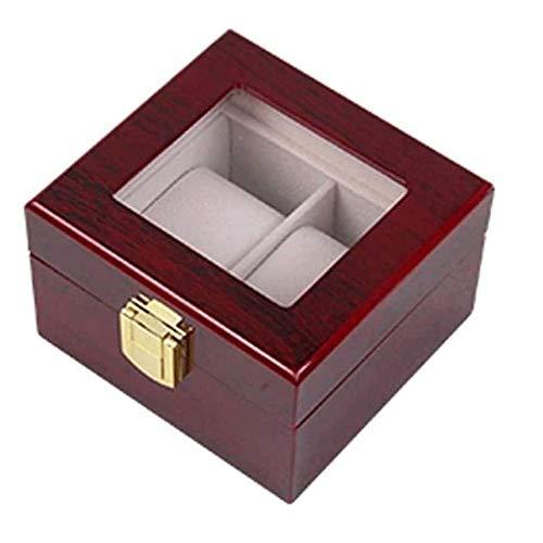 WYBFZTT-188 Fashion Portable Velvet Jewelry Ring Jewelry Display Organizer Box Tray Holder Earring Jewelry Storage Case