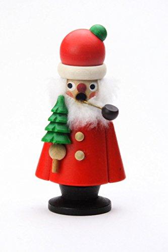 クリスチャンウルプリヒト 煙り出し人形 赤いサンタさん ドイツ製 35178