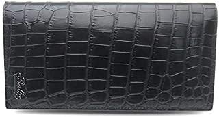 バリー/BALLY 長財布 二つ折り小銭入れ付き ブラック BALIRO.MS 20 6224270 並行輸入品
