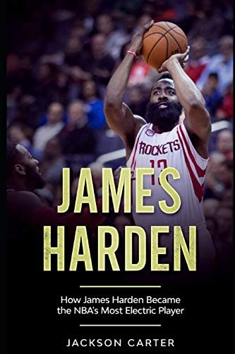 James Harden How James Harden Became the Most Electric Player in the NBA product image