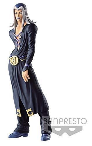 Banpresto- Leone Abbacchio Figura 22 Cm JoJo's Bizarre Adventure, Multicolor (BIDJJ825196)