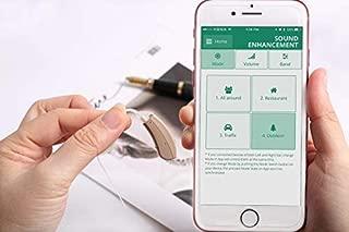 SoundWear Forte MA PSAP (Self-Adjustable w/App) Bluetooth