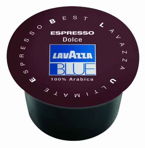 100 Lavazza Blue Espresso dolce 100% Arabica