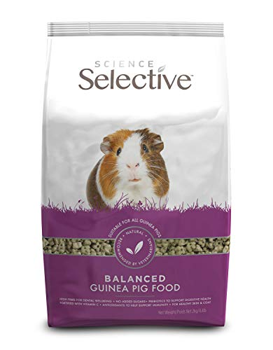 Supreme Science Selective Guinea Pig Food 4lbs