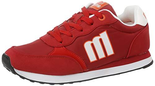 MTNG Attitude 84361C, Zapatillas para Hombre, Rojo (Cato Burdeos C48967), 42 EU