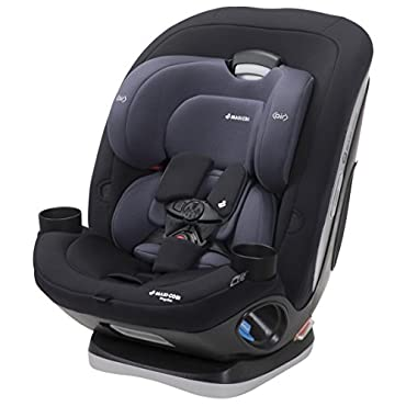 Maxi-Cosi Magellan 5-in-1 All-In-One Convertible Car Seat, Midnight Slate CC197ESE