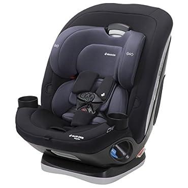 Maxi-Cosi Magellan 5-in-1 All-In-One Convertible Car Seat, Midnight Slate CC197ESE