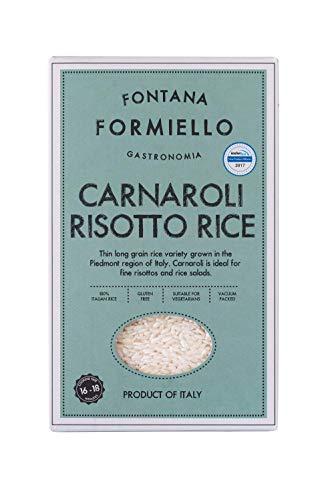 Fontana FORMIELLO Carnaroli Arroz – Para Risotto 1kg