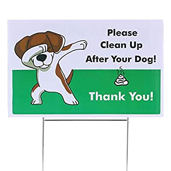 Mr Pen- Yard Signs No Pooping Dog Signs for Yard Pick Up Your Dog Poop Signs Dog Poop Sign No Poop Dog Signs for Yard Clean Up After Your Dog Signs No Dog Poop Signs Dog Poop Pick Up Sign