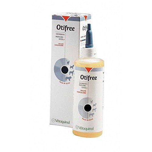 Vetoquinol - Otifree 60 ml
