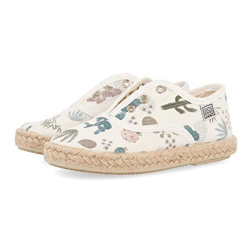Gioseppo PALAVAS, Zapatillas de Estar por casa para Bebés, Blanco (Off-White Off-White),...