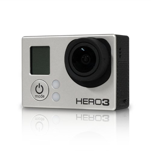 Gopro Hero3: Silver Edition Hd Camera with Battery Charger (Accessories Not Included)