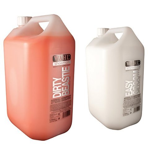 Wahl Shampoo and Conditioner S