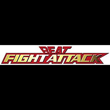 Central Sports Fight Attack Beat Vol. 25