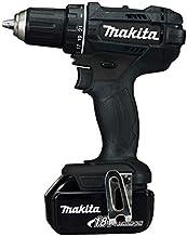 Makita DDF482RFE Negro (Taladro de Pistola, perforacion, Desatornillar, 3,8 cm, 1,3 cm, 62 NM), 18 V