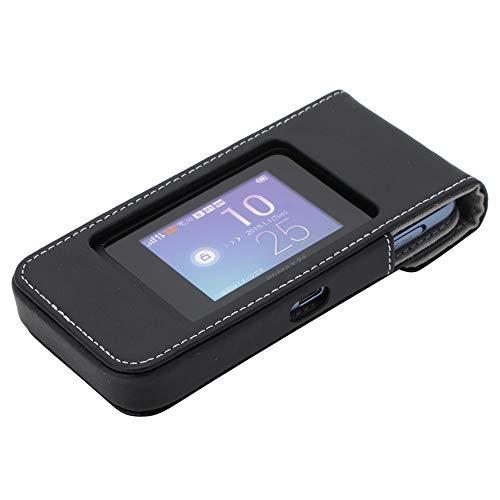 UQ WiMAX Speed Wi-Fi NEXT W06 用レザーケース