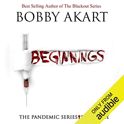 Pandemic: Beginnings audiobook cover art