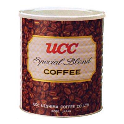 UCC 業務用 コーヒー スペシャルブレンド (豆)缶 1kg