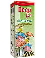 Deepfix Balık Vitamini 30 ml Fishtavit