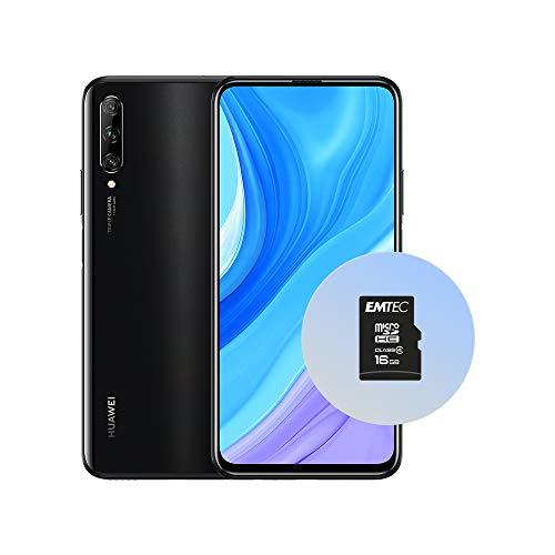 "HUAWEI P Smart Pro e MicroSD, Display Ultra FullView da 6.59"", 6 GB RAM e 128 GB ROM, Midnight Black (Versione Italiana)"