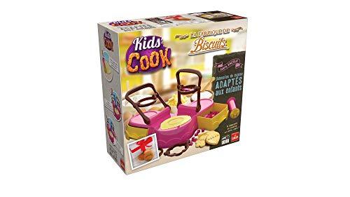 Goliath - Kids Cook La Fabrique de Biscuits - Loisir créatif - à partir de 5 ans - Jeu de cuisine