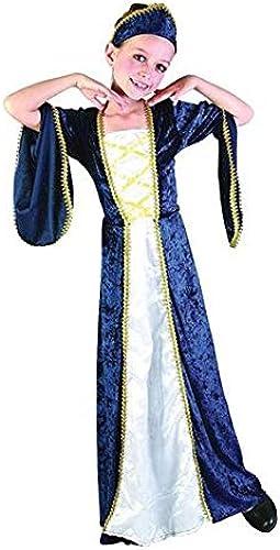 barato en línea IdealWigsNet Disfraz de Princesa Real Real Real azul  popular