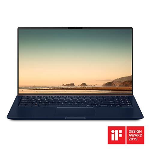 "ASUS ZenBook 15 Ultra-Slim Compact Laptop 15.6"" FHD 4-Way Narrow Bezel, Intel Core i7-8565U Up to 4.1GHz, 16GB DDR4, 512GB..."