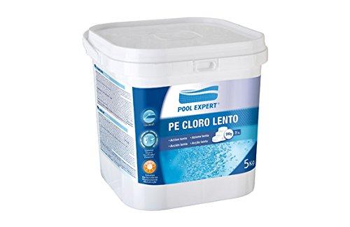 Gre Beckenbürste/Algenbürste für Chlor Rapido Tablet 90% Pool Expert 5kg