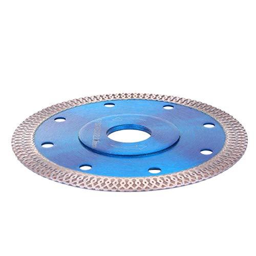 YO-TOKU 4,5-Zoll-Super-Dünnschnitt Klinge Diamant-Kreissägeblatt Keramik Porzellan Fliesenschneidemesser Sägeblatt Sägeblätter Cutting Tools