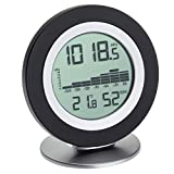 TFA Dostmann WeatherHub - Termómetro e higrómetro barómetro Digital, con Vista...