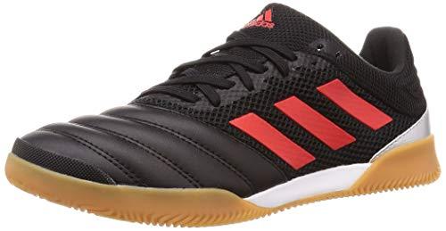 [アディダス] フットサルシューズ コパ 19.3 IN サラ [Copa 19.3 Indoor Sala Boots](DBF04) メンズ コアブラック/ハイレゾレッド/シルバーメタリック(F35502) 24.5 cm