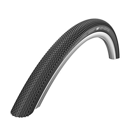 Schwalbe Pneu 29x2.00 (50-622) g-One Speed s.Skin TL.Easy Souple Mixte Adulte, Noir, (29 2,00)