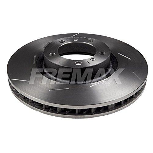 Fremax Bremsscheibe HC, Vorne Links, geschlitzt, (Dieser Artikel enthält 1 Bremsscheibe: für die linke Vorderachse)