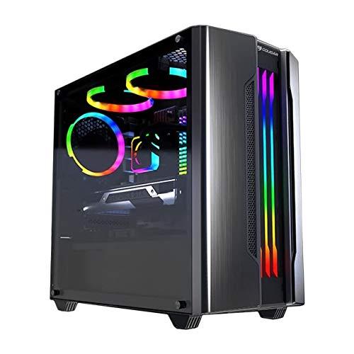Ordenador de sobremesa Megamania PC AMD RYZEN 5 3500X, 4.1GHz Turbo Six Core | 16GB DDR4 | 480GB SSD | Gráfica Nvida GTX 1660 6GB | WiFi