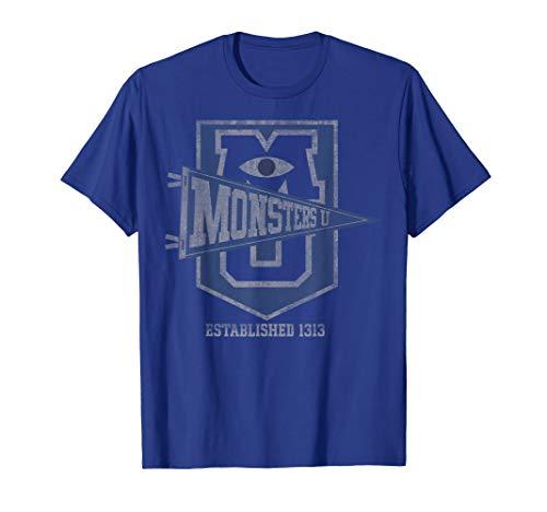 Disney Pixar Monsters University Monsters Pendant T-Shirt T-Shirt