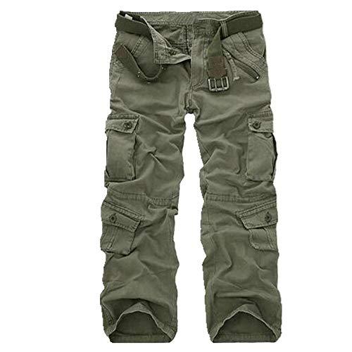 N\P Pantalones Pantalones Pantalones Hombre Pantalones Hombre Pantalones Pantalones Pantalones Deportivos Hombre - verde - 49