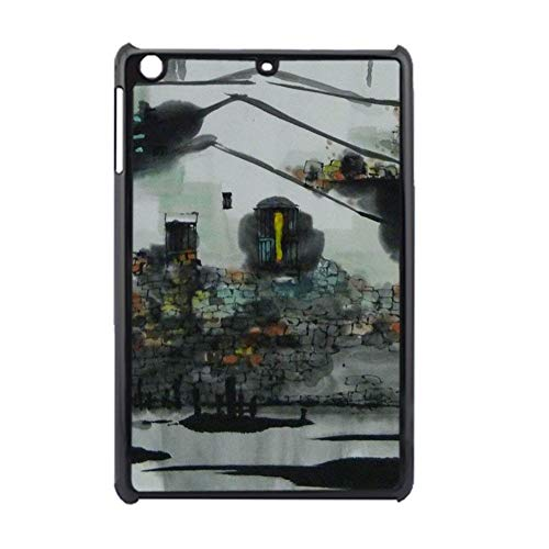 No/Brand Phone Shells Plastics Have with Asian Chinese Painting 4 for Women Safeguard Use for Ipad Mini2