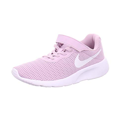 Nike Tanjun (PSV), Scarpe da Corsa, Bianco (Iced Lilac/White 500), 33 EU
