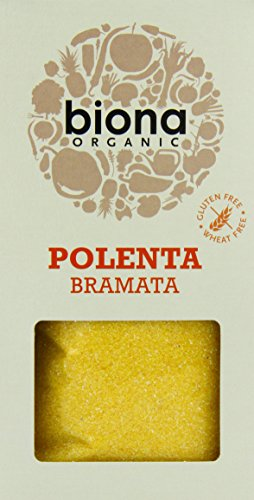Biona Organic Polenta Bramata 500 g (Pack of 6)