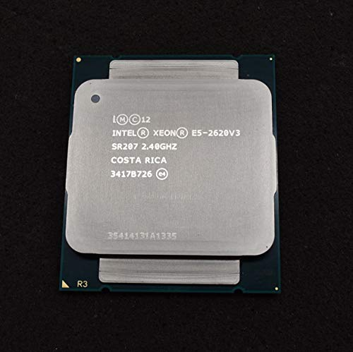 SR207 - INTEL CPU XEON 2.40GHz E5-2620V3 15MB 85W