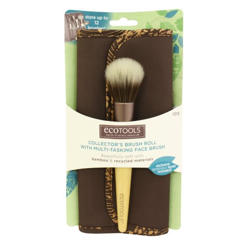 EcoTools Collectors Brush Roll with Bonus Brush