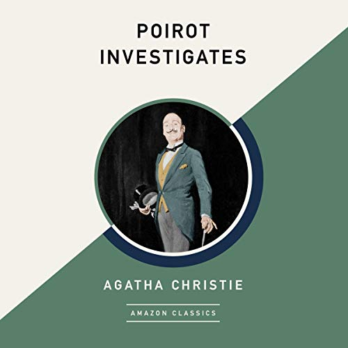 Poirot Investigates (AmazonClassics Edition) cover art