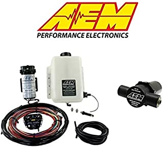 AEM Electronics COMBO Water/Methanol Injection Kit & AEM Water/Methanol Injection Filter