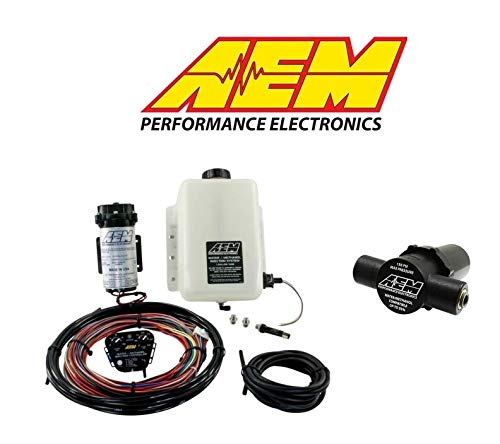 AEM Electronics COMBO Water/Methanol Injection Kit & AEM Water/Methanol Injection Filter