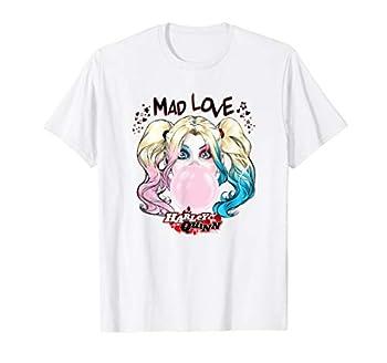 Harley Quinn Mad Love T-Shirt