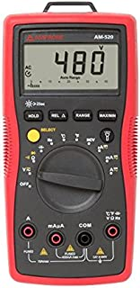 Amprobe AM-520 HVAC Multimeter with Non-Contact Voltage Detection and Temperature